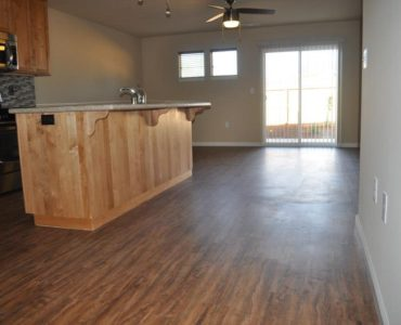 Picture of the new Burton middle townhome