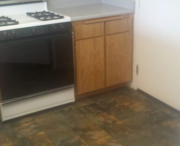 picture of 1030 burton middle townhome kitchen area