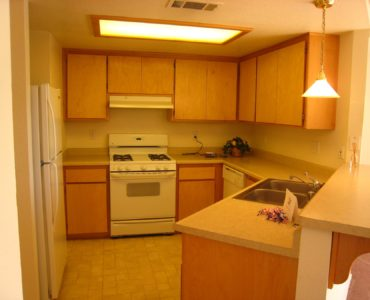 picture of 1425 serrano end townhome kitchen