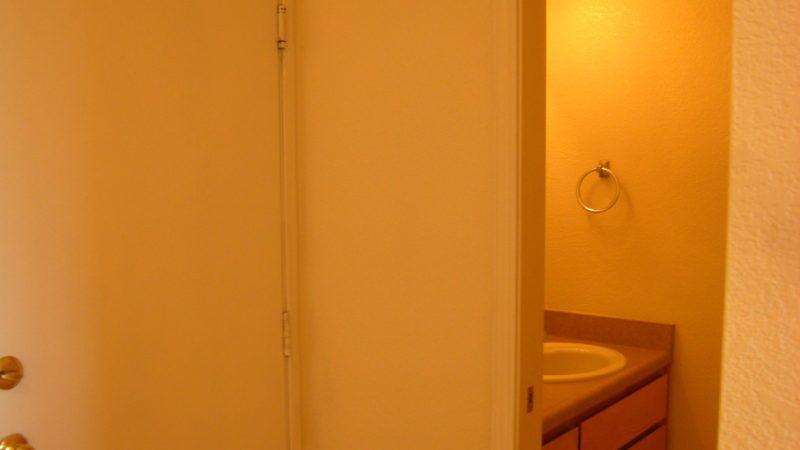 photo of burton middle unit half bath
