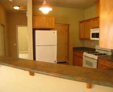 picture of 1128 floor plan kitchen