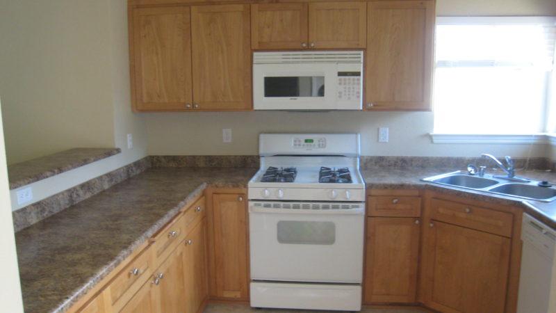 picture of 1262 floor plan kitchen