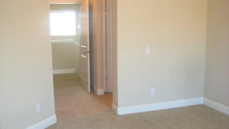 Pictures of 1262 floor plan upstairs bedroom