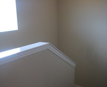 picture of 1262 floor plan stairwell