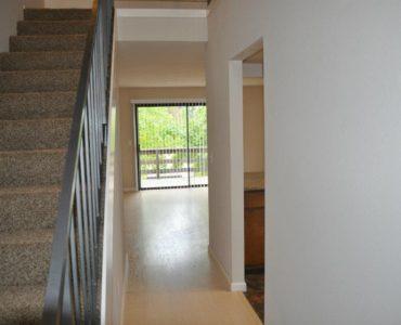 pic of 1112 burton dirve hallway