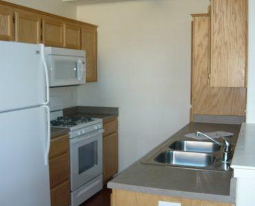picture of heavenly oak kitchen