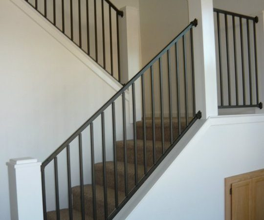 picture of heavenly oak stairs