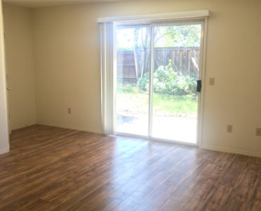 picture of middle townhome wood floor