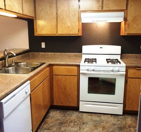 picture of 1069 burton end townhome kitchen area