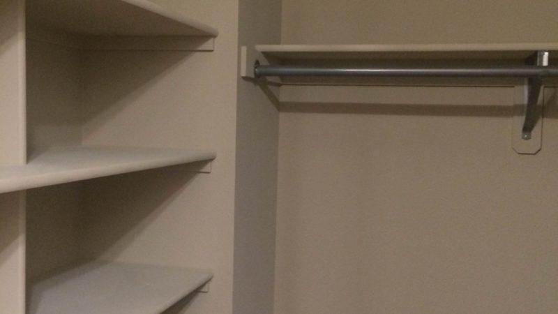 picture of floor plan b closet