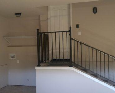 picture of floor plan b garage and washer dryer hookups