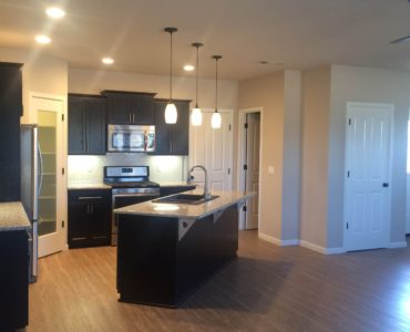 picture of floor plan b kitchen