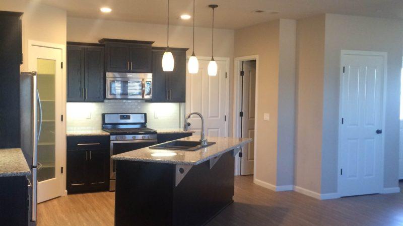 picture of floor plan b kitchen